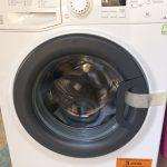 Während eines Infostands bei Saturn in Moers, wurde uns von Passanten diese neue Waschmaschine gespendet!